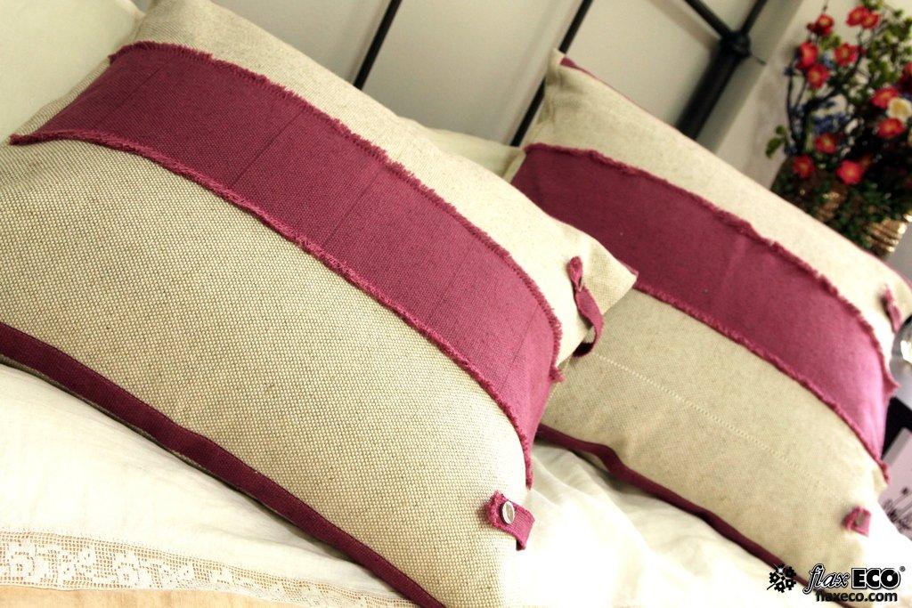 Как сшить подушку с молнией на диван своими руками 3