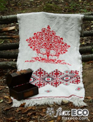 Свадебный рушник. Купить рушник на свадьбу.